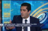 """Uber, Macron, code du travail : """"Les Experts"""" sur BFM Business"""