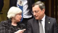 Les banques centrales piégées entre le marteau et l'enclume.