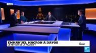 Macron à Davos : le retour de la France ? Le débat sur France 24