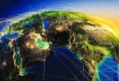 Croissance mondiale : le ralentissement s'accentue.