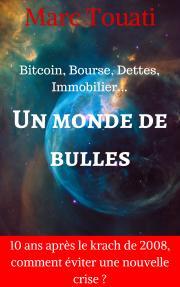 """Sortie de mon nouveau livre """"Un monde de bulle"""" le 13/09/18"""