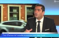 Crise italienne et de la zone euro, Ralentissement en France : Ecorama du 30/05/18