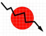 Le Japon retombe déjà dans le rouge…