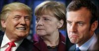 Le déficit extérieur américain se réduit et les perspectives de croissance dans la zone euro s'effondrent.
