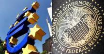 La BCE et la Fed restent piégées…