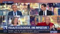 La fiscalité écologique est-elle une imposture ? sur BFM TV