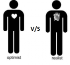 Soyons optimistes, mais réalistes.