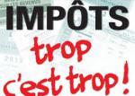 Impôts en France : Trop c'est trop !