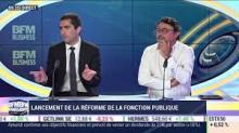 Taxe carbone, pression fiscale, croissance en France : Les Experts sur BFM Business