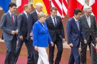 Perspectives de croissance : les États-Unis ralentissent, la France stagne, l'Allemagne et le Japon décrochent.