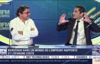 """Macron Président des riches ? Taux d'intérêt négatifs, Perspectives 2020 : """"Les Experts"""" sur BFM Business"""