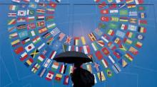 La croissance mondiale continue de ralentir…