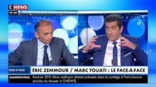 Quid de la dette publique française : Zemmour Face à L'info : le face à face sur CNews