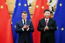Reprise durable en Chine, en Inde et aux Etats-Unis, rechute massive en France et dans la zone euro.