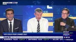 """Perspectives économiques et financières 2021 dans """"Les Experts"""" sur BFM Business"""