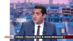"""Virus : touche pas à mon épargne dans """"L'info du Vrai"""" sur Canal + et CNews"""