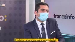 """Quelle inflation pour demain ? Réponse dans """"L'invité de l'Eco"""" sur FranceInfo Radio et TV"""
